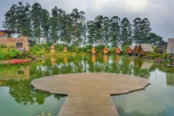 5 Tempat Wisata Bernuansa Alam Di Bandung 2