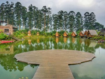 5 Tempat Wisata Bernuansa Alam Di Bandung 12