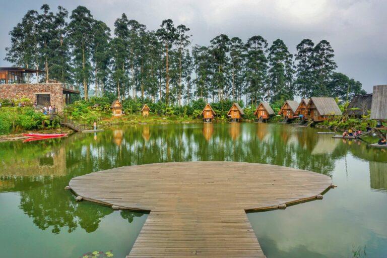 5 Tempat Wisata Bernuansa Alam Di Bandung 1