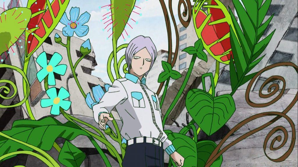 7 Karakter Terkuat Di Anime Mob Psycho 100 8