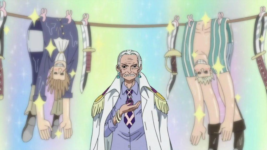 13 Marinir Terkuat di Anime One Piece 6