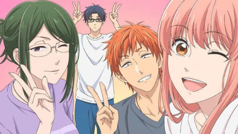 5 Anime Romance Comedy Yang Bikin Baper Sekaligus Ngakak 1