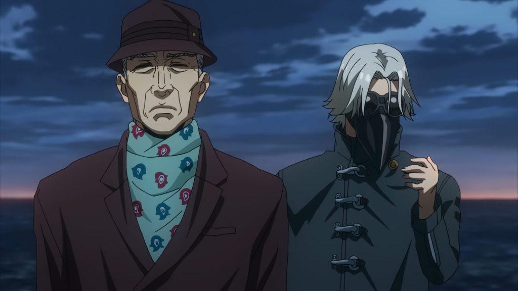 5 Ghoul Terkuat di Seri Anime Tokyo Ghoul 6