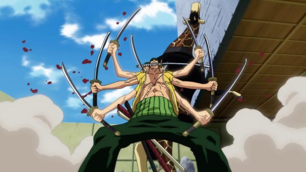 Mitologi Nyata Dalam Manga & Anime One Piece 6