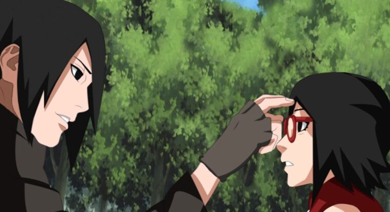 10 Perkembangan Terbaik Sarada Uchiha di Anime Boruto 2