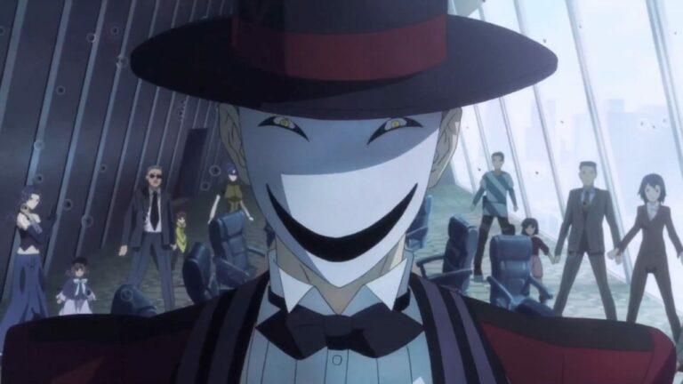 5 Karakter Anime yang Paling Misterius 1