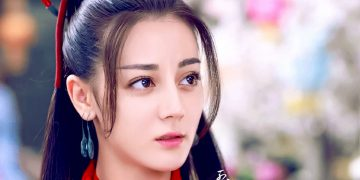 Dilraba Dilmurat, Wanita Tercantik Se-Asia dari Etnis Uighur 24