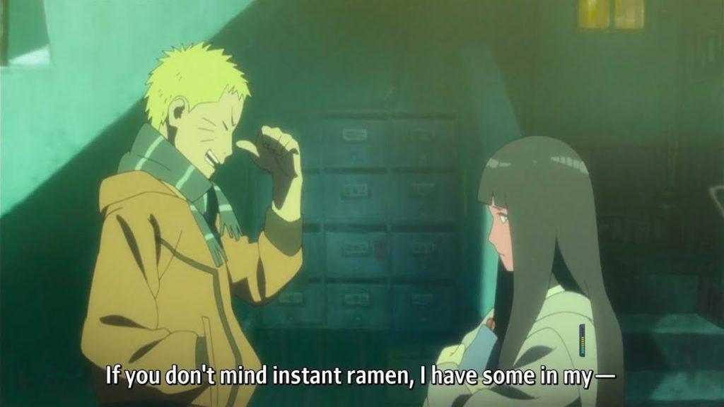 10 Momen Terbaik Naruto Hinata