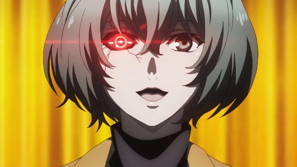 5 Ghoul Terkuat di Seri Anime Tokyo Ghoul 4