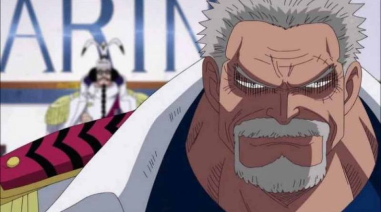 13 Marinir Terkuat di Anime One Piece 16