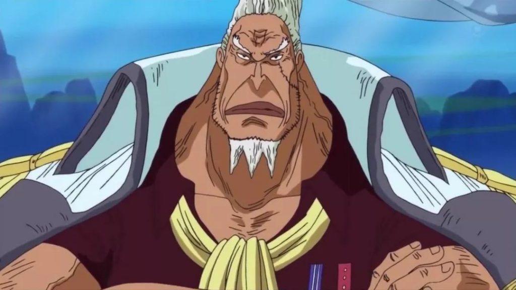 13 Marinir Terkuat di Anime One Piece 9