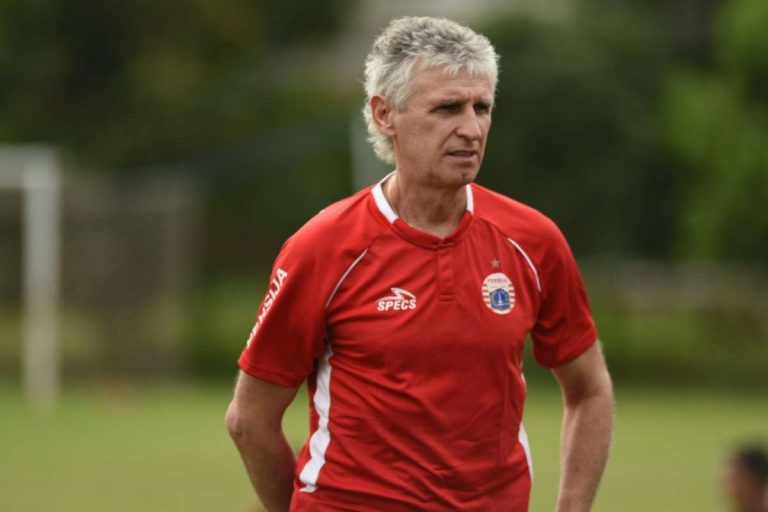 Daftar Pelatih Asing Timnas Indonesia 1