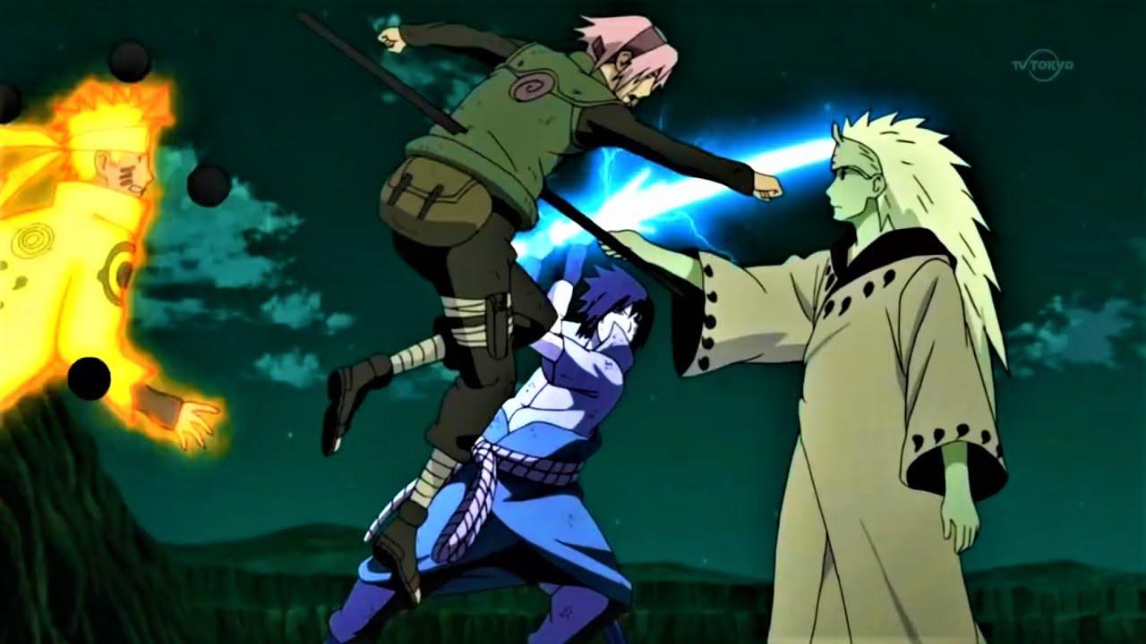 10 Pertarungan Sakura yang Membuatnya Hampir Mati 11