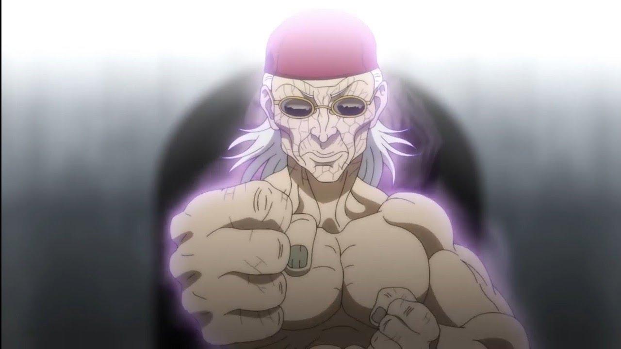 5 Karakter Terkuat di Anime Baki 5