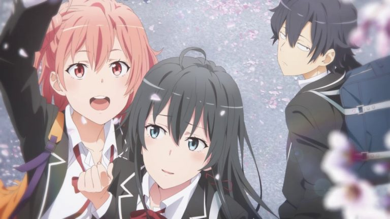anime romance comedy