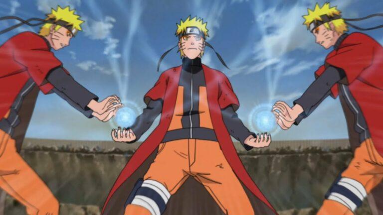 10 Jutsu Khas Karakter Utama Terkuat di Anime Naruto 1