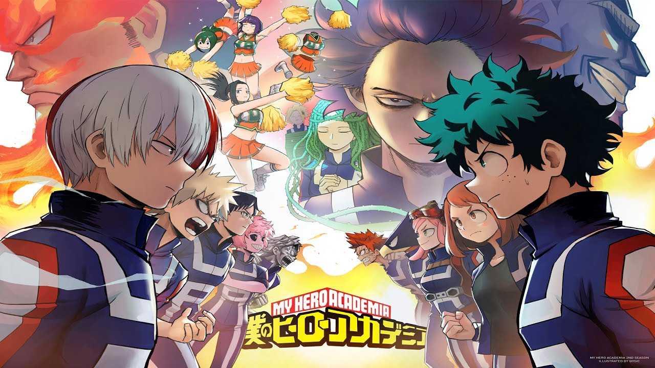 5 Turnamen Terbaik yang Pernah Ada dalam Anime 5