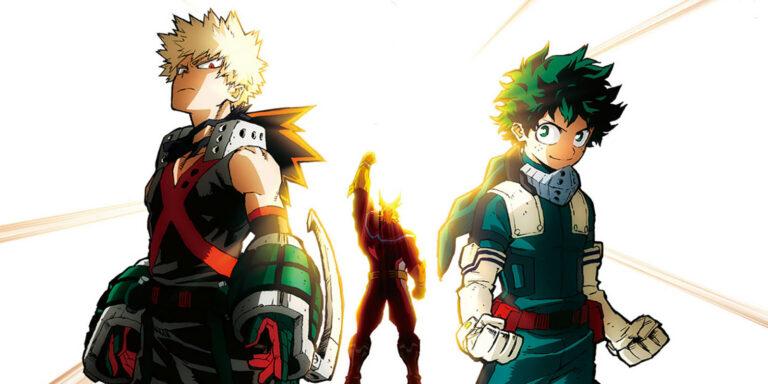 10 Karakter Tercerdas Dalam Anime Boku No Hero Academia 1