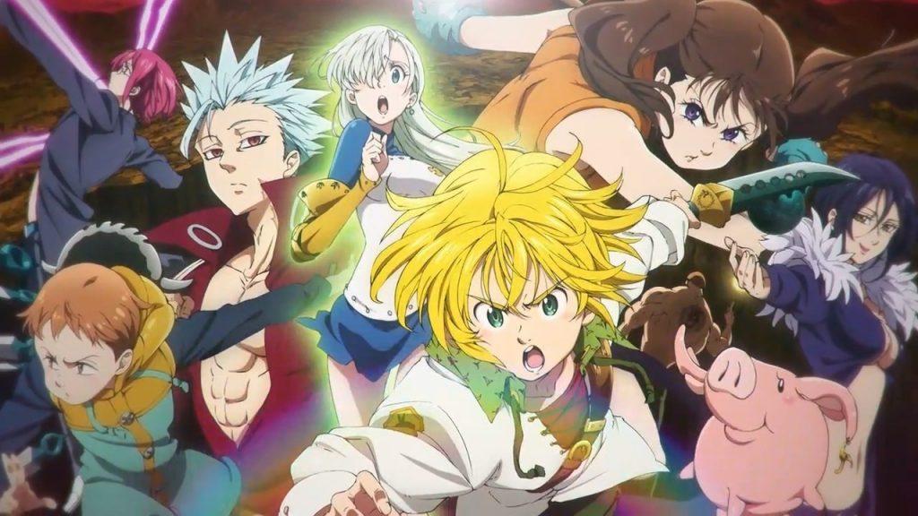 5 Rekomendasi Anime Dengan Karakter Utama Overpower Namun Memilki Cerita Menarik 7