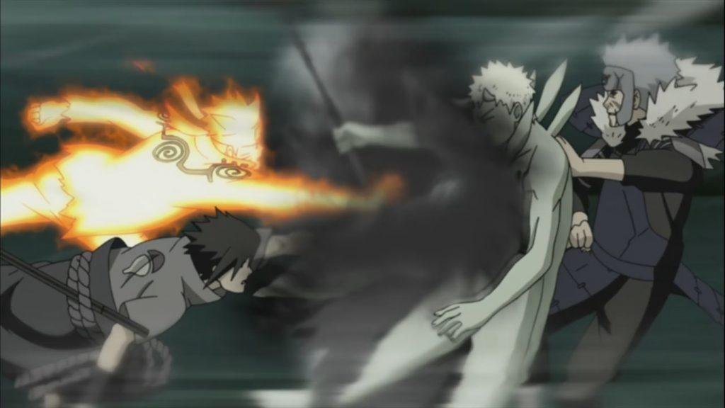 10 Momen yang Membuktikan Naruto adalah Ninja Paling Hiperaktif 7