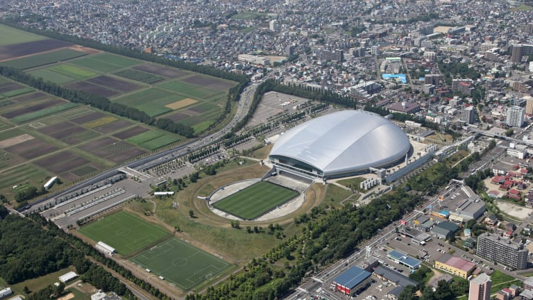 5 Stadion Termegah Di Dunia 5