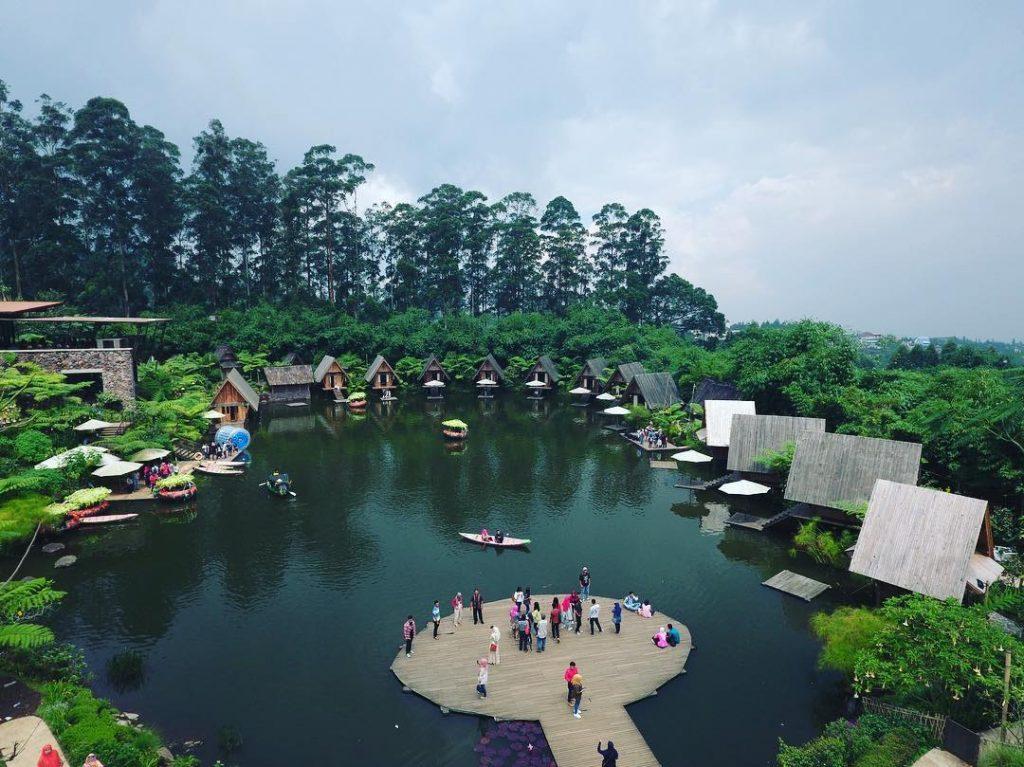 5 Tempat Wisata Bernuansa Alam Di Bandung 3