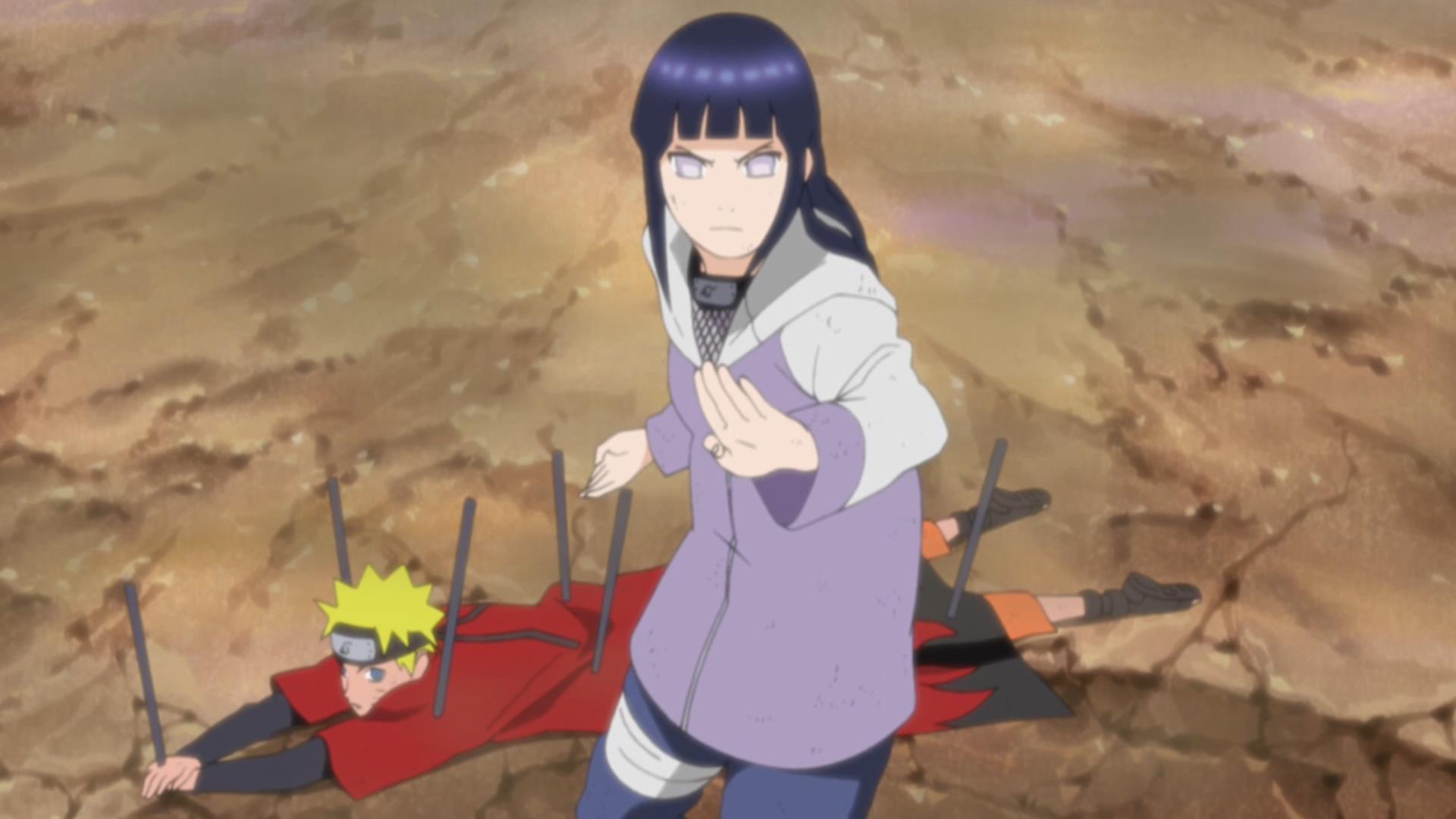 10 Momen Terbaik Naruto & Hinata 9