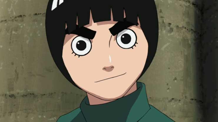 10 Genin Terkuat di Era Naruto Kecil 9