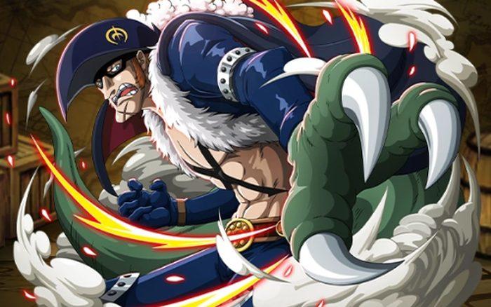 13 Marinir Terkuat di Anime One Piece 5