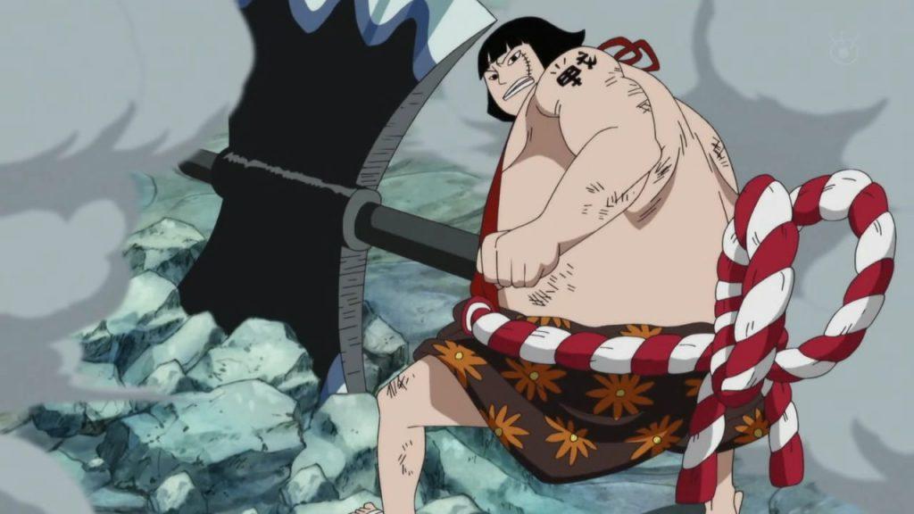 13 Marinir Terkuat di Anime One Piece 3