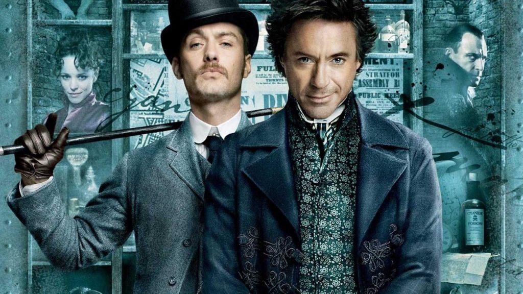 Selain Marvel, 5 Film Keren Ini Dibintangi Robert Downey Jr 3