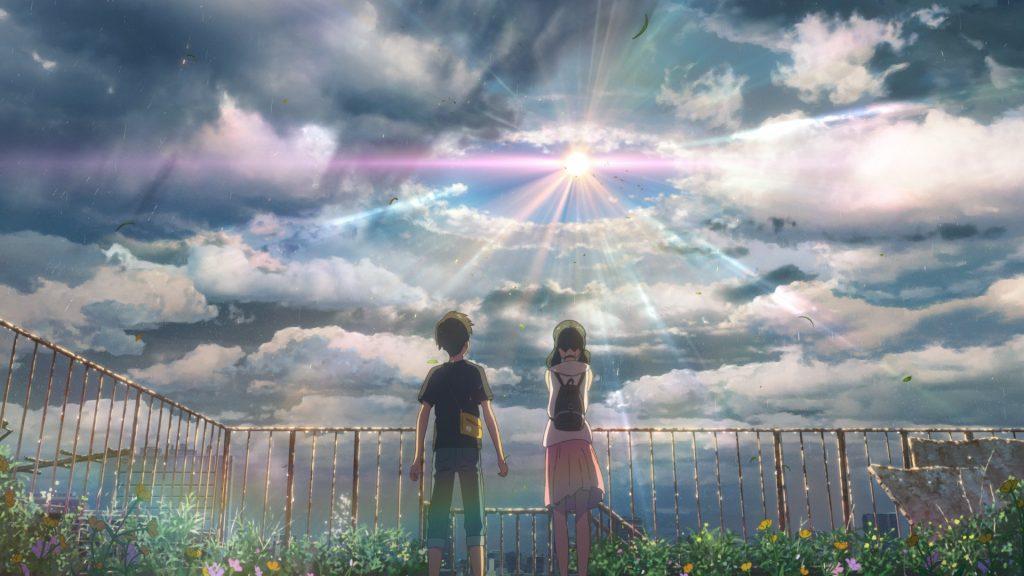 5 Daftar Anime Karya Makoto Shinkai Yang Wajib Ditonton 5