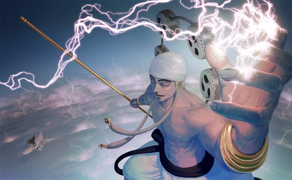 11 Buah Iblis Terkuat di Anime One Piece 11