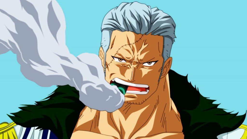13 Marinir Terkuat di Anime One Piece 7