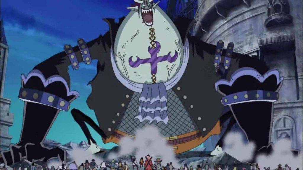 Mitologi Nyata Dalam Manga & Anime One Piece 10