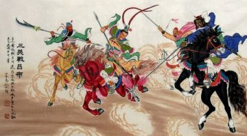 Mengenal Jenderal Perang Tiga Negara Pada Sejarah Tiongkok 12