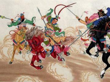 Mengenal Jenderal Perang Tiga Negara Pada Sejarah Tiongkok 15