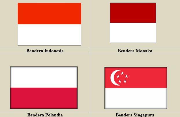 Negara-Negara ini Punya Bendera Nasional yang Mirip 3