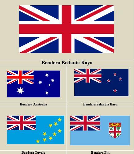 Negara-Negara ini Punya Bendera Nasional yang Mirip 6