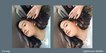 Cara Edit Foto Agar Terang di Lightroom 14