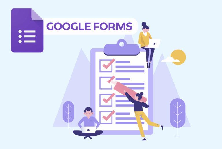 Cara Mudah Membuat Google Form 1