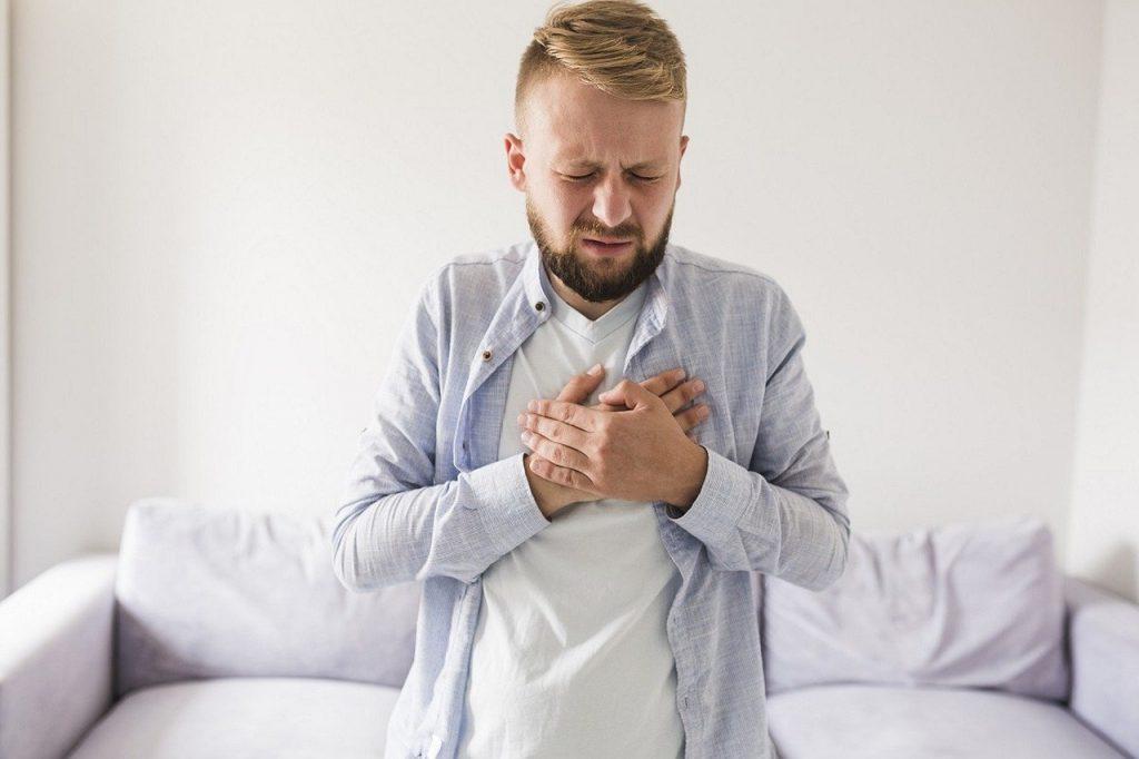 heartburn gejala asam lambung naik