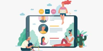 5 Aplikasi Media Sosial Karya Anak Bangsa 24