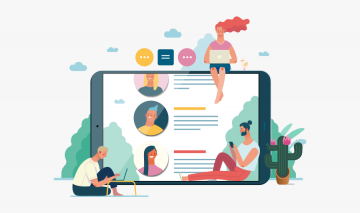 5 Aplikasi Media Sosial Karya Anak Bangsa 3
