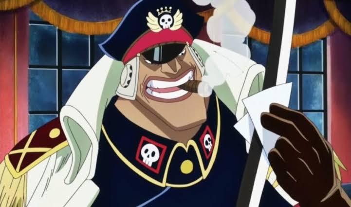 5 Pendekar Pedang Terkuat di Anime One Piece 5