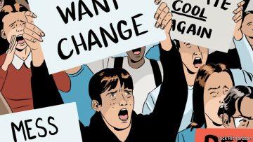 Generasi Muda Jangan Risih Berpolitik 6