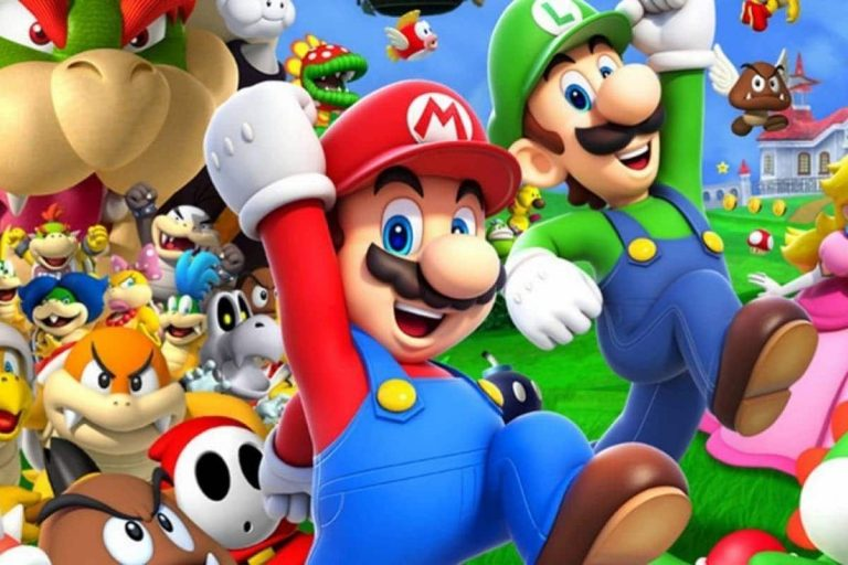 10 Game Android yang Mirip Super Mario 1