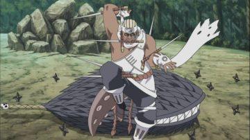 5 Pengguna Pedang Terkuat dalam Anime Naruto 9
