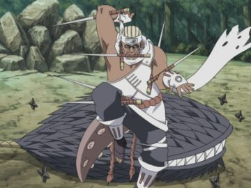 5 Pengguna Pedang Terkuat dalam Anime Naruto 14