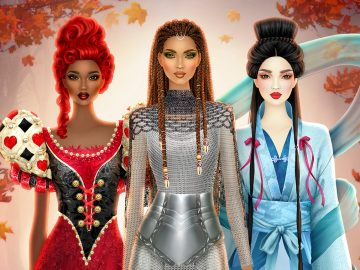 5 Mobile Game Fashion Terbaik, Berasa Jadi Desainer 4